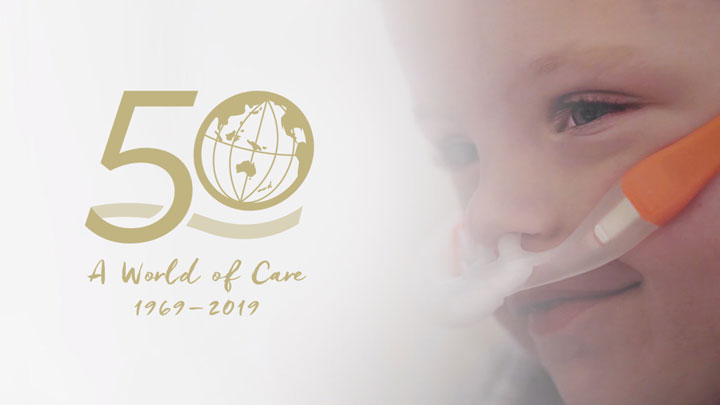 50 years of care