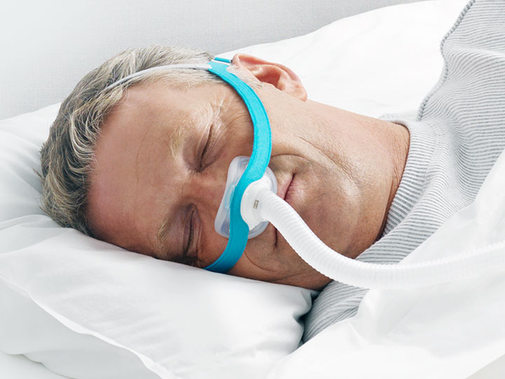 F&P Evora Nasal Sleep Apnea Mask