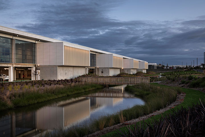 Offices at Fisher & Paykel Healthcare Auckland
