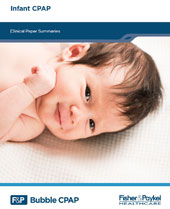 Infant CPAP Clinical Paper Summaries