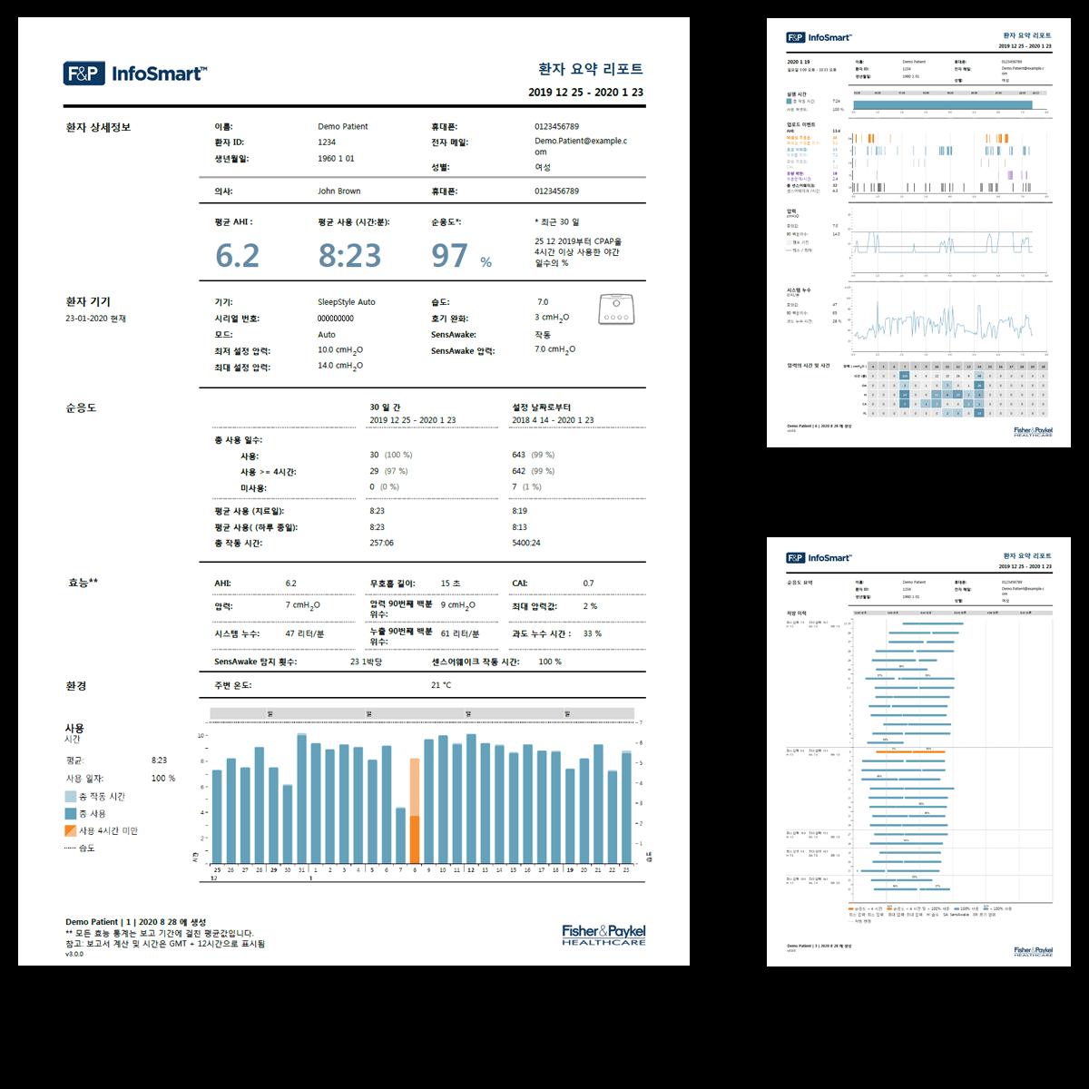InfoSmart Report