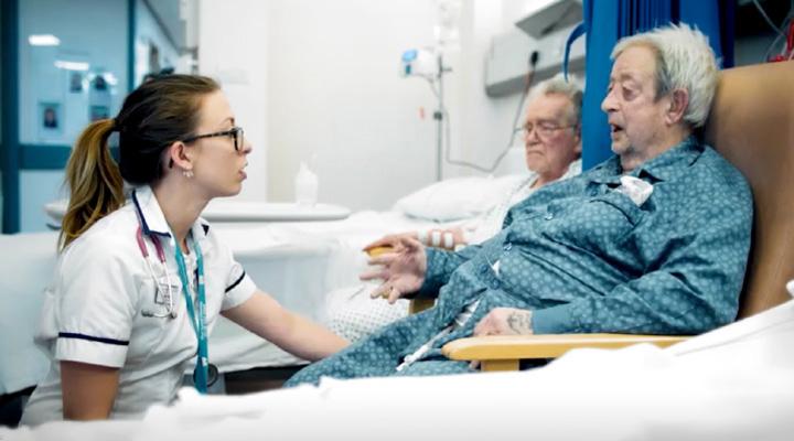 Optiflow™ Nasal High Flow at the Royal Berkshire Hospital (Optiflow Page)