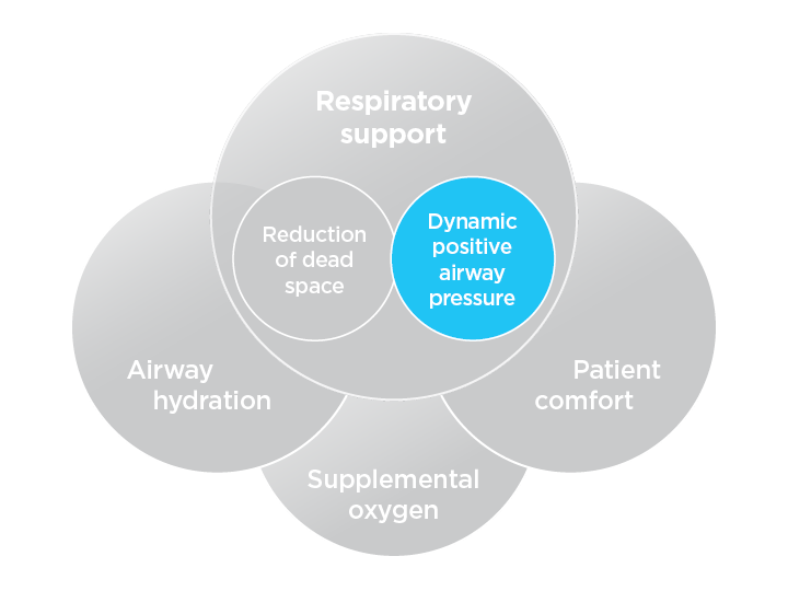 Dynamic Positive Airway Pressure