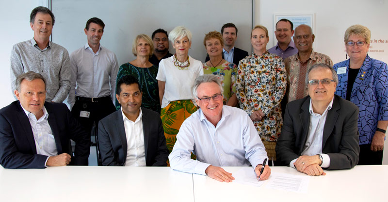 Fisher & Paykel Healthcare announce clinical research partnership with Counties Manukau Health