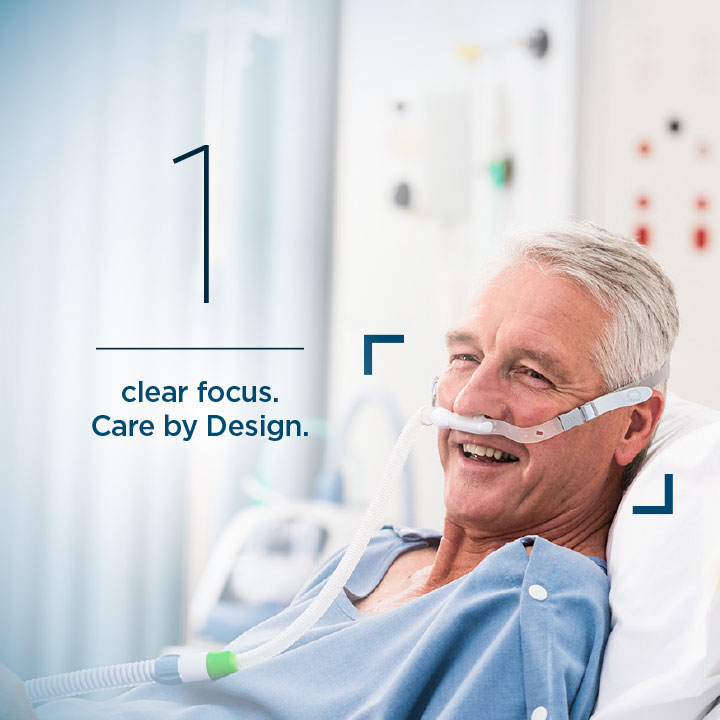 clear focus. Care by Design.