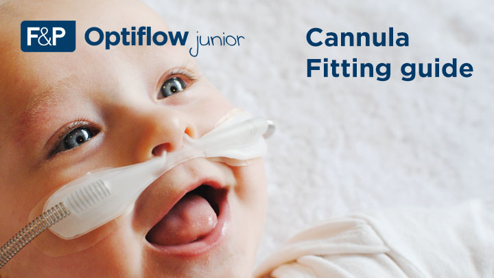 Optiflow Junior Cannula Application Video