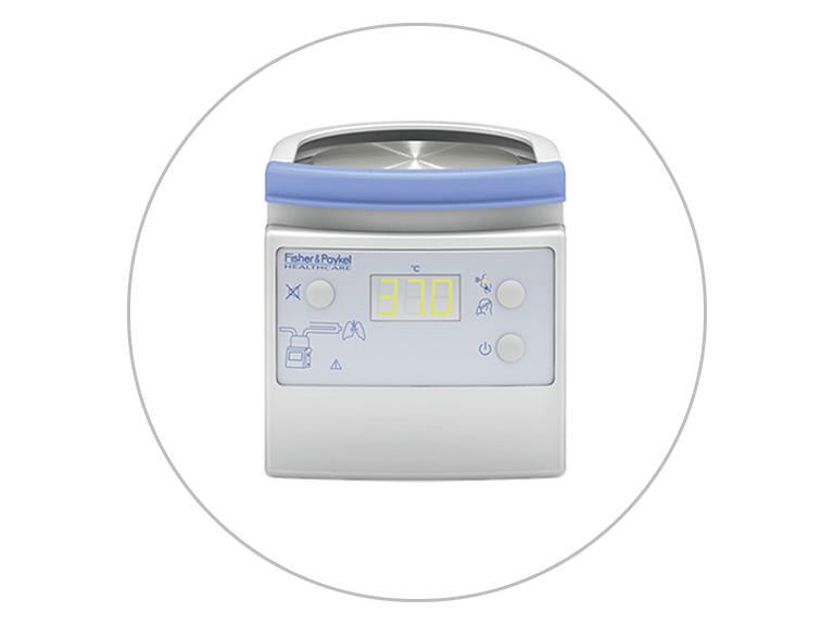 F&P MR850 Humidifier