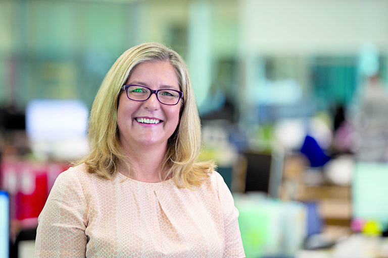 Debra Lumsden, Vice President - Human Resources & Privacy Officer at Fisher & Paykel Healthcare