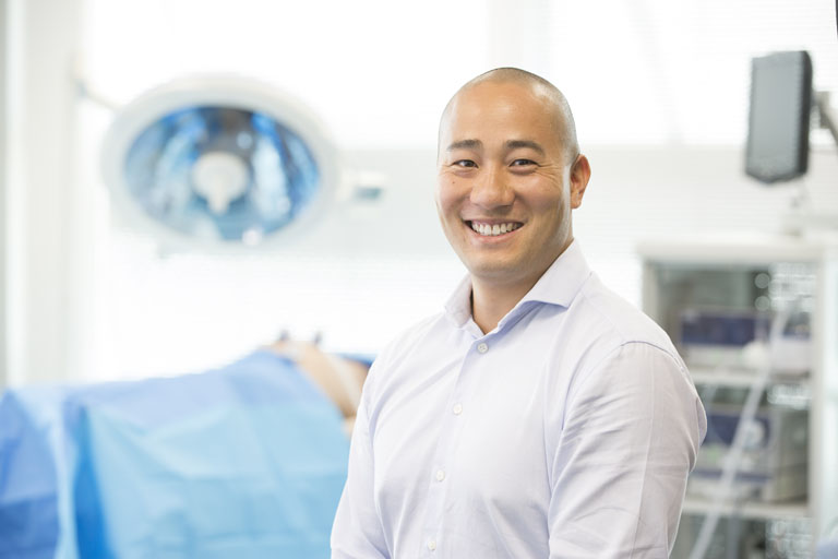 Winston Fong, Vice President – Surgical Technologies at Fisher & Paykel Healthcare