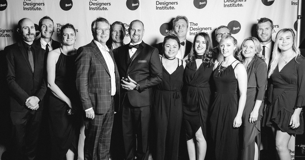 Fisher & Paykel Healthcare awarded Black Pin at 2019 DINZ Best Design Awards
