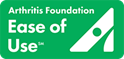 Arthritis Foundation Ease of Use