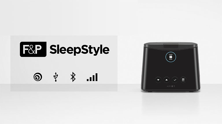 Get to know your F&P SleepStyle