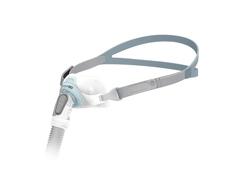 F&P Brevida™ nasal pillow sleep apnea mask