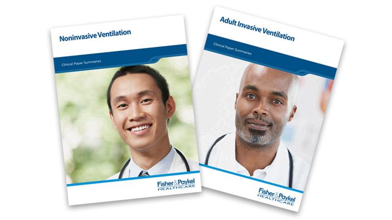 datos clínicos sobre la humedad óptima y la ventilación invasiva