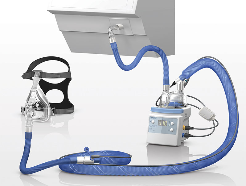 F&P 850™ System for Noninvasive Ventilation