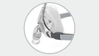 F&P Nivairo ErgoFit Headgear