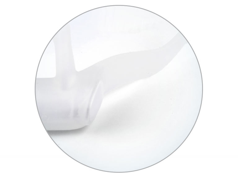 F&P Optiflow 3S Nasal Cannula is designed to minimize pressure on the nose and upper lip.