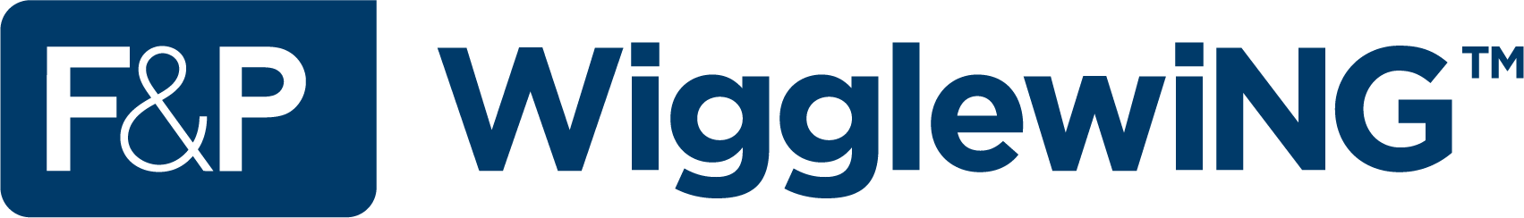 F&P WigglewiNG logo