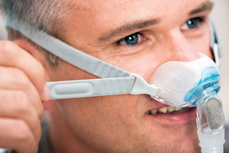 Fitting and Cleaning F&P Brevida Nasal Pillows Mask