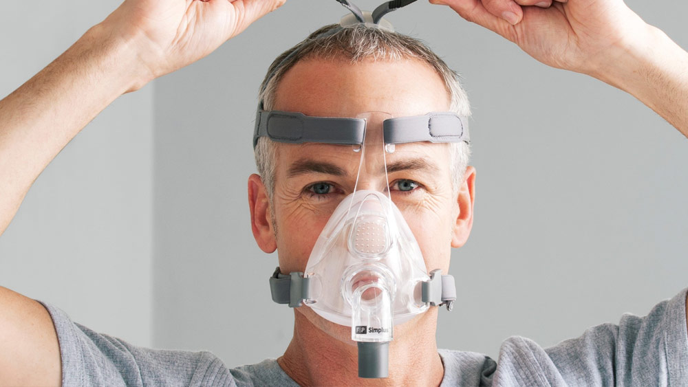 How to fit your F&P Simplus mask