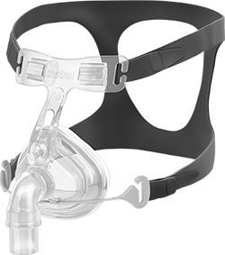 Máscara Nasal Ventilada FreeMotion™