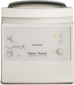 HC550 Heated Humidifier