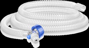Circuitos de reanimación de lactantes con pieza en T
