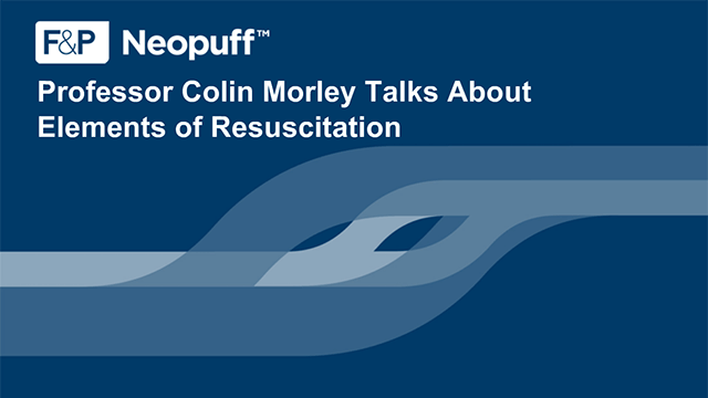 Elements of Resuscitation